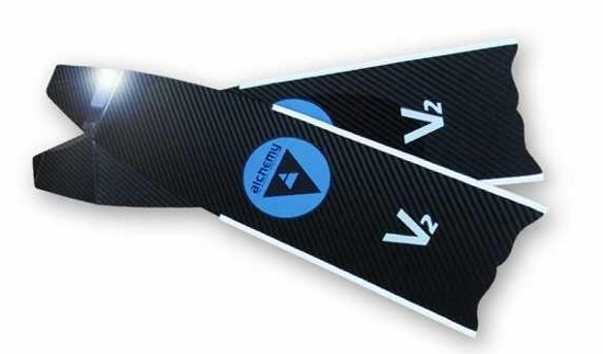 All Alchemy blades have a great look and finishing - Courtesy of Alchemy