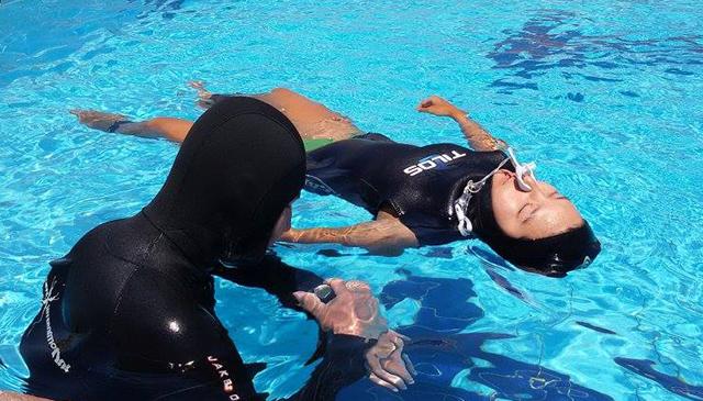 static-apnea