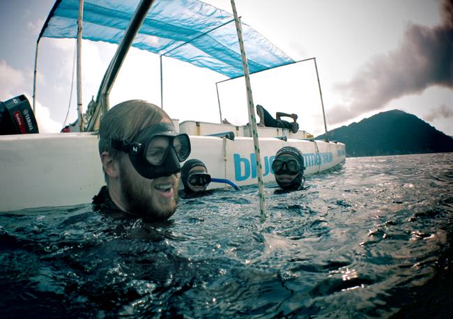 freediving thailand