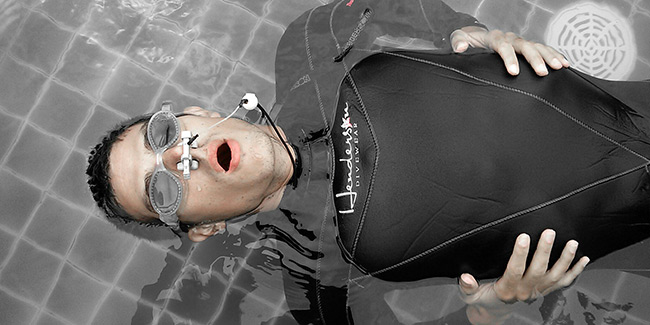 packing for freediving
